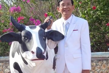 Đại gia Lê Ân 'đấu' với chính quyền vì cái cổng chào