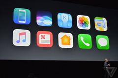 iOS 10 chính thức công bố: Nâng cấp 3D Touch, Siri thông minh hơn hẳn