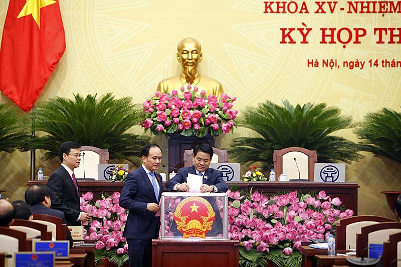 Chủ tịch HĐND hà nội, Nguyễn Thị Bích Ngọc
