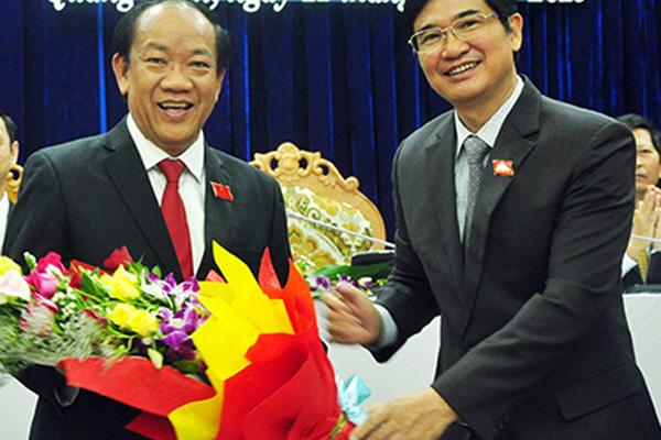 Chủ tịch tỉnh Quảng Nam tái cử tỷ lệ bầu tuyệt đối
