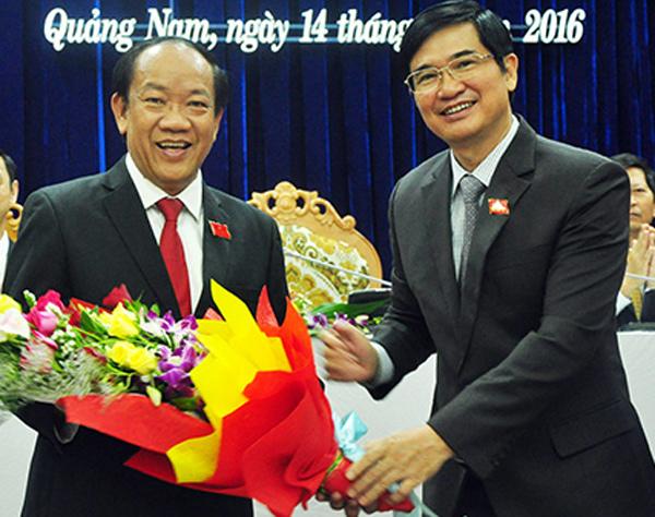 Bí thư Quảng Nam