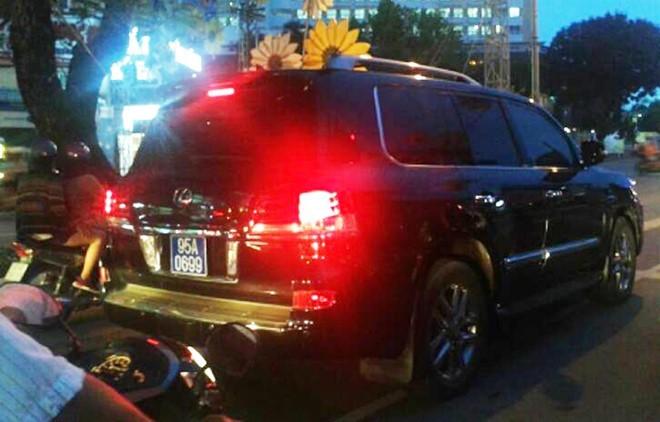 Bộ trưởng Công an: Cấp biển xanh cho Lexus là vi phạm pháp luật