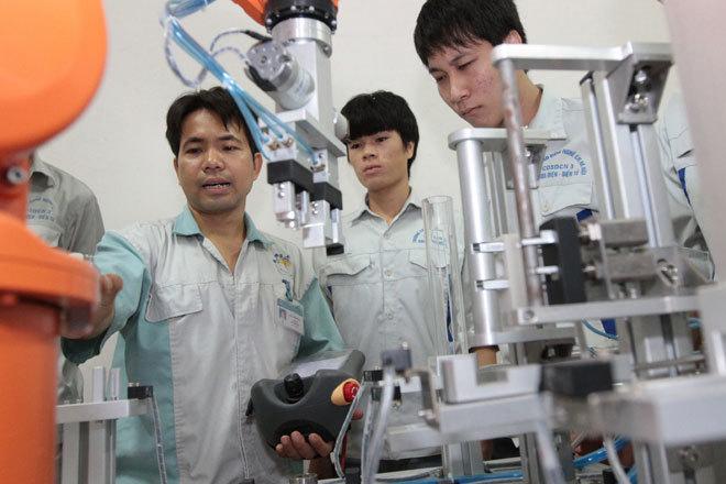 Bộ GD-ĐT, giáo dục nghề nghiệp, quản lý giáo dục nghề nghiệp