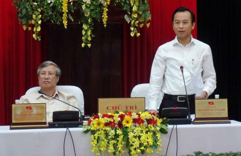 Bí thư Xuân Anh: Đà Nẵng không có chạy chức chạy quyền