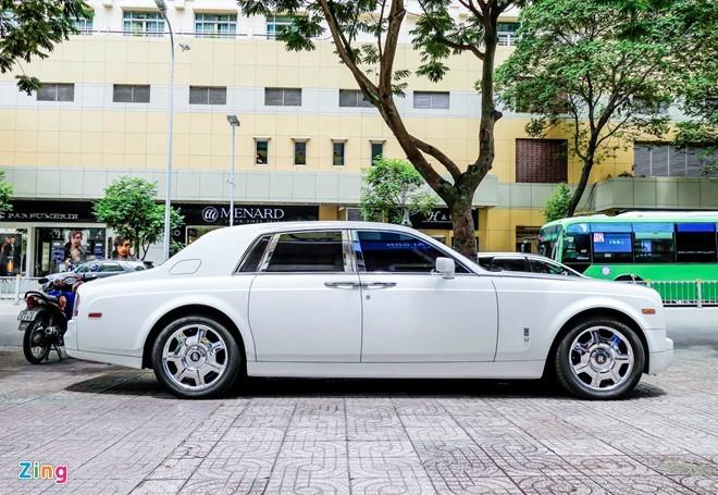 Rolls-Royce Phantom, thiếu gia, Phan Thành, siêu xe, Midu, hotgird, ô tô, mua xe, Sài Gòn