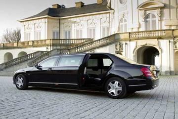 Chiêm ngưỡng siêu xe chống đạn của Tổng thống Nga
