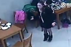 Những pha trộm đồ trong chớp mắt gây sốc