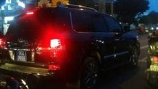 Hậu Giang báo cáo Tổng bí thư về xe Lexus biển xanh