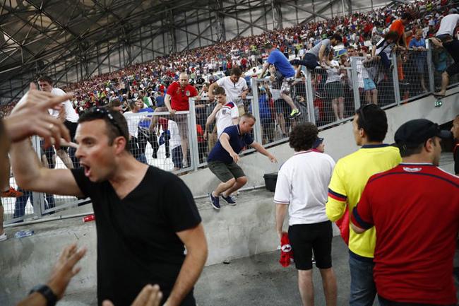 EURO 2016, Nga, CĐV, đội tuyển Anh