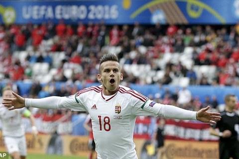 Video bàn thắng trận Áo vs Hungary