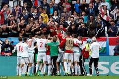 Quật ngã tuyển Áo, Hungary thắng trận lịch sử