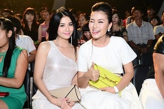 Phía sau mâu thuẫn cạch mặt giữa hai nữ diễn viên