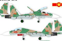 Vài nét về chiến đấu cơ Su-30