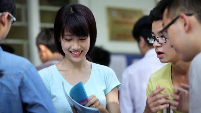 Chấm thi THPT quốc gia, đề thi, thi trắc nghiệm, thí sinh, giáo viên