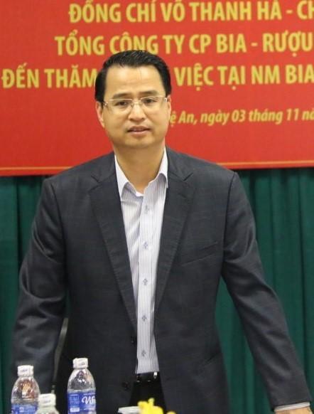 sếp Sabeco, con trai, cựu Bộ trưởng, Vũ Quang Hải, Vũ Huy Hoàng, Công thương, sếp lớn