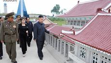 Bên trong công viên triệu đô vừa bị Kim Jong Un đóng cửa