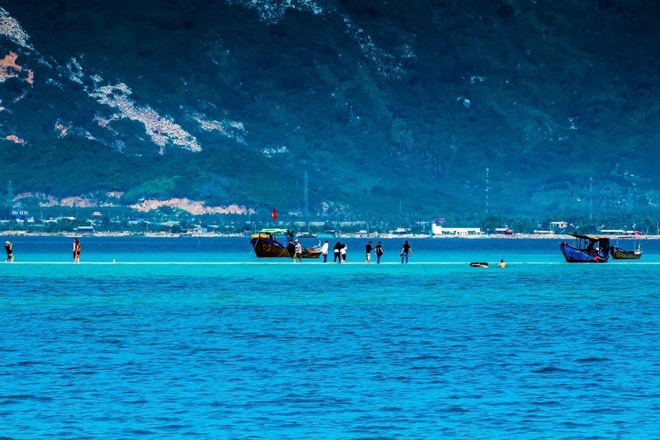 Điệp Sơn, hòn đảo thiên đường, du lịch, mùa hè, du khách