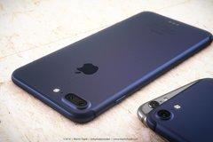 iPhone 7 phiên bản xanh đặc biệt khiến iFan điên đảo