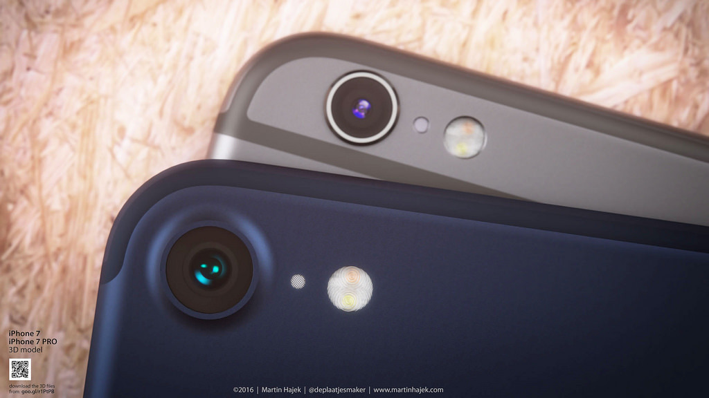 iPhone 7 phiên bản xanh, iFan, iPhone 7, iPhone Gold Rose,  iPhone 7 sắp ra mắt,  iPhone 7 màu xanh đậm