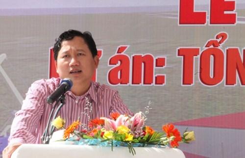 Ban Tổ chức TƯ yêu cầu dừng bầu ông Trịnh Xuân Thanh