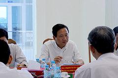 Hậu Giang đang xét đơn của ông Trịnh Xuân Thanh