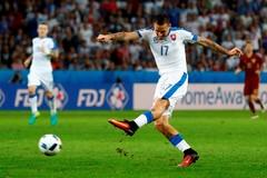 Video bàn thắng Nga 1-2 Slovakia