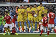 Video bàn thắng Romania 1-1 Thụy Sỹ