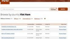 Chỉ đích danh 19 đại gia Việt trong hồ sơ Panama