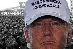 Donald Trump 'hoan nghênh' Kim Jong Un đến Mỹ