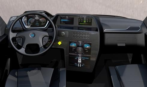 Siêu xe tải 'xanh' giá 375.000 USD