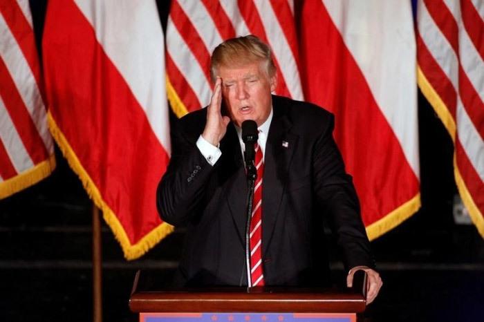 Mỹ, bầu cử, ứng viên, Cộng hòa, Trump, Hillary, thăm dò, khảo sát, khốn đốn, tín nhiệm