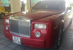 Rolls-Royce Phantom của ông chủ Đại Nam thay áo mới