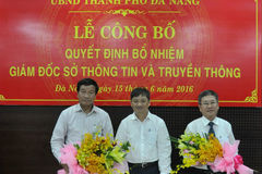 Giám đốc Sở TT&TT Đà Nẵng nghỉ hưu trước 3 tháng