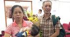 Hạnh phúc vỡ òa đón con đầu lòng ở tuổi 52