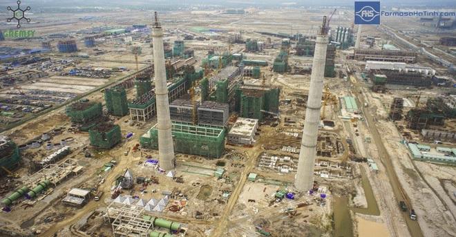 Formosa hoãn khánh thành nhà máy thép Vũng Áng