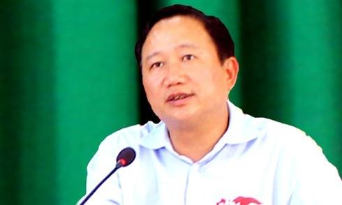 tư cách ĐBQH, Trịnh Xuân Thanh, Phó chủ tịch tỉnh Hậu Giang