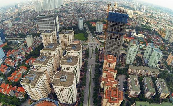 Hà Nội: Dừng xem xét dự án của doanh nghiệp nợ tiền sử dụng đất