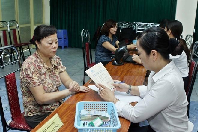 Tăng 8% lương hưu cho hàng loạt đối tượng