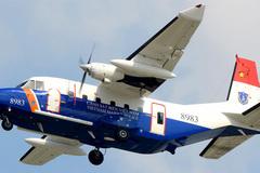 Bộ Quốc phòng liên hệ TQ cùng tìm máy bay mất tích