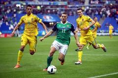 Video bàn thắng Ukraine 0-2 Bắc Ireland