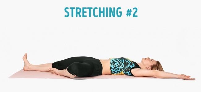 6 động tác thể dục hiệu quả mà không cần rời khỏi giường