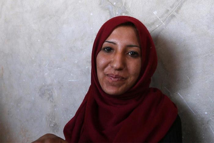 Hành động bất ngờ của cô gái thoát khỏi IS