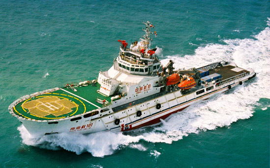 TQ cử tàu cứu nạn hỗ trợ VN tìm máy bay