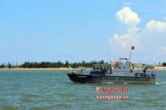 Ngư dân Nghệ An phát hiện phi công Khải trên biển
