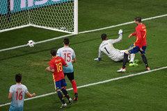 Video bàn thắng TBN 3-0 Thổ Nhĩ Kỳ