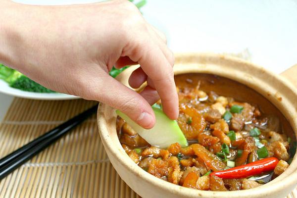 món ngon, thịt kho quẹt, kho quẹt, cách làm món kho quẹt