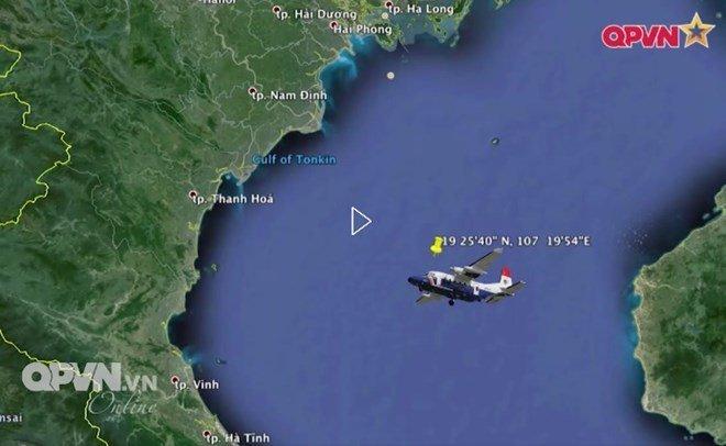 máy bay mất tích, máy bay casa 212, hải quân, không quân