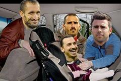 """Conte nhét Ibrahimovic vào cái chai: Nghệ thuật làm """"soái ca"""""""