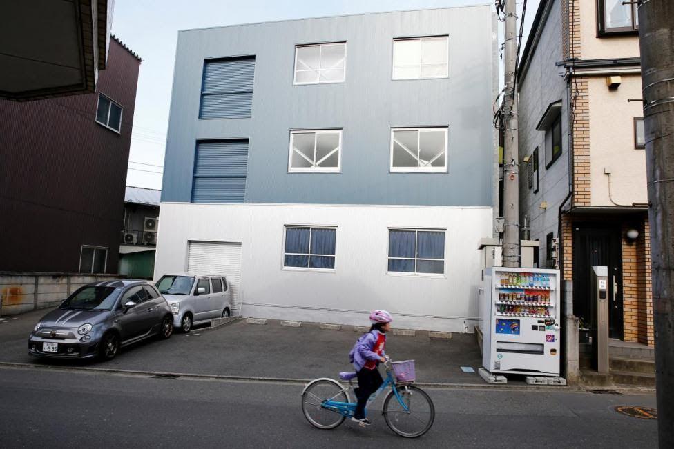 Khách sạn, âm phủ, cõi âm, người chết, Nhật Bản, Kawasaki, đài hoàn vũ