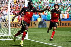 Video bàn thắng Bỉ 3-0 CH Ireland